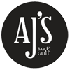 Welcome to AJ's Bar